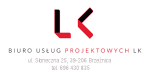 Biuro usług projektowych w Brzeźnicy koło Dębicy