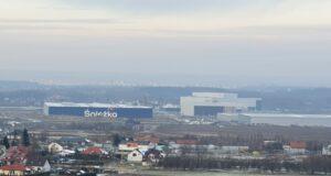Budowa Centrum Logistycznego w Zawadzie