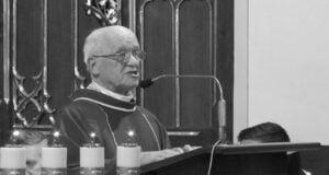 Śp. ks. prałat Bronisław Marczyk