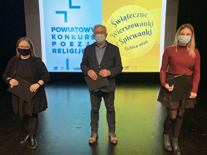 Podsumowanie Powiatowego Konkursu Poezji Religijnej orazkonkursu Świąteczne Wierszowanki iŚpiewanki
