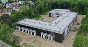 Na budowę nowej siedziby Zespołu Szkół Specjalnych w Dębicy z Rządowego Funduszu Inwestycji Lokalnych przyznano kwotę 5 mln. zł