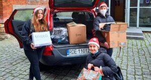 Licealiści z pomocą dla bezdomnych