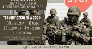 Rusza rekrutacja do Wojsk Obrony Terytorialnej