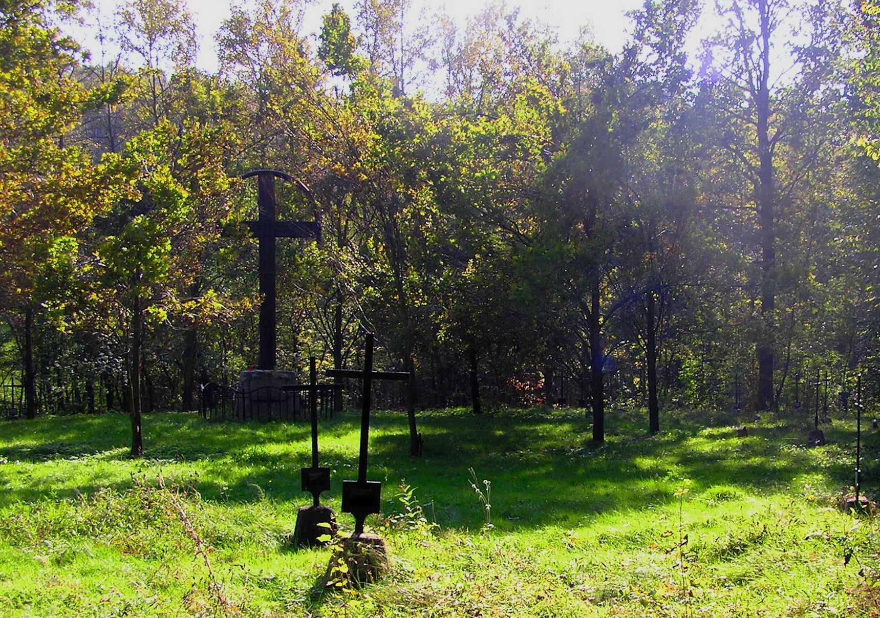 Gorzejowa – cmentarz zIwojny światowej nr227