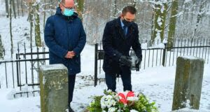 Upamiętnili Dzień Pamięci o Ofiarach Holokaustu