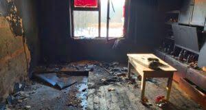 Stracili cały dobytek w pożarze - potrzebna pomoc