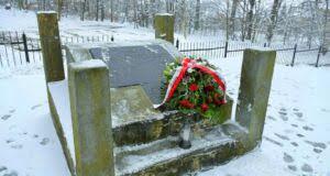 Dębica – mogiła zbiorowa Żydów – ofiar terroru