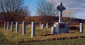 Klecie – mogiła zbiorowa z I wojny światowej