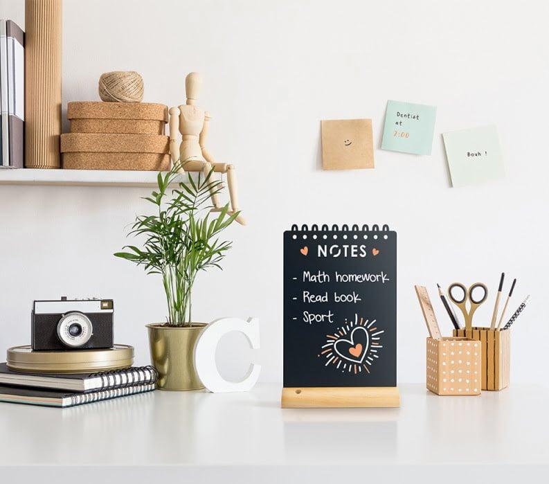 Mini tabliczki kredowe – gdzie warto je wykorzystać?