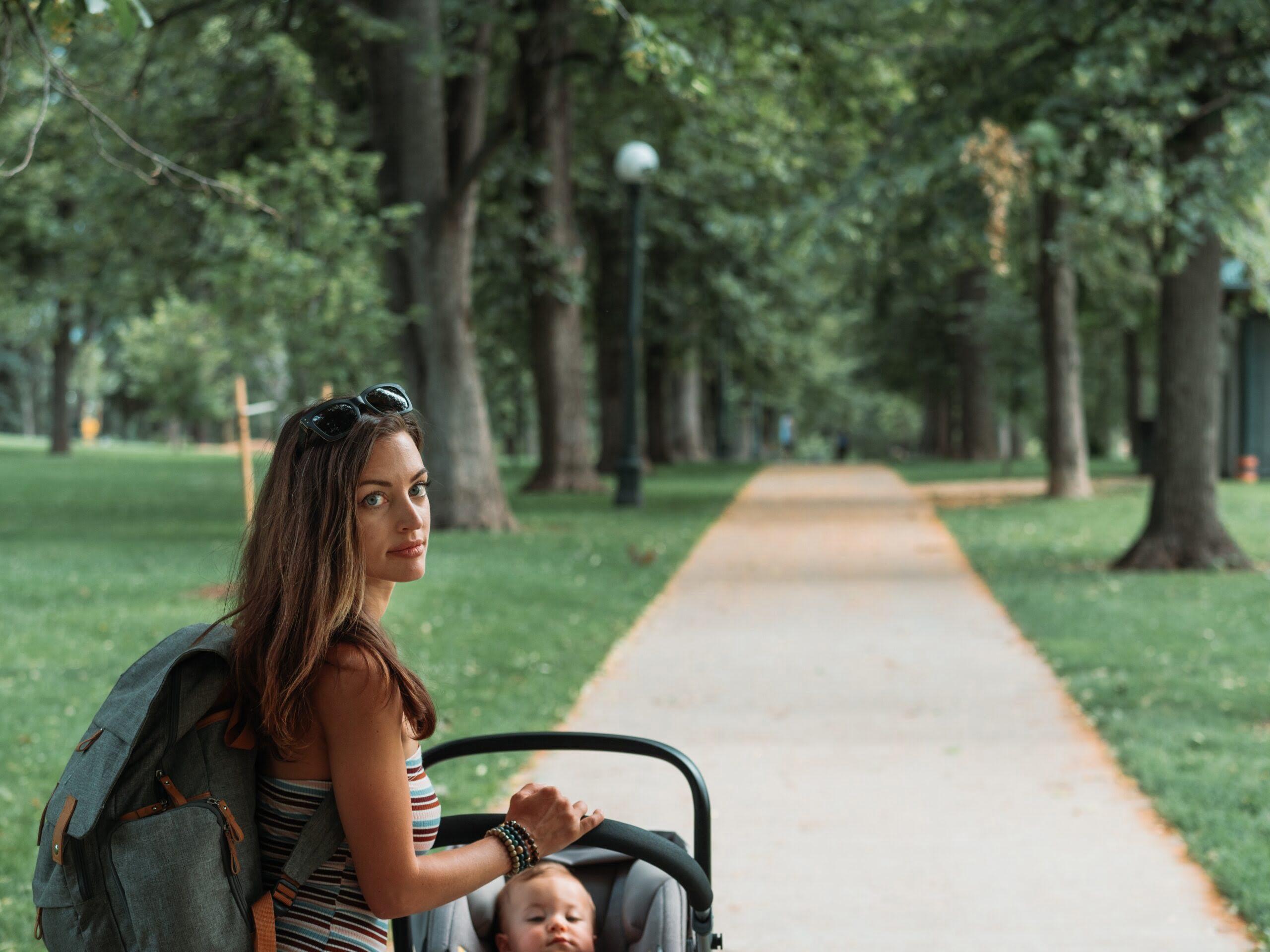 Wózek wielozadaniowy dla dziecka