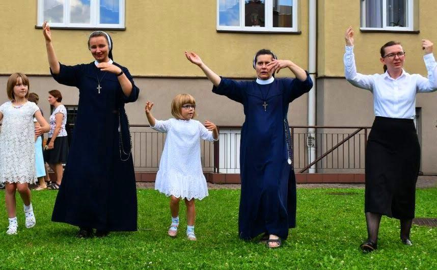 Siostry Służebniczki Dębickie uczciły 150. rocznicę śmierci bł.Edmunda Bojanowskiego, założyciela zgromadzenia.