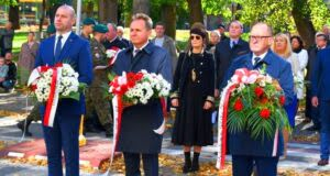 Pamiętali o rocznicy powstania Polskiego Państwa Podziemnego